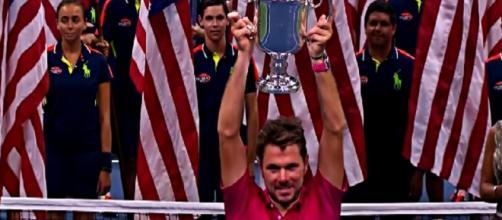 Wawrinka won 2016 US Open/ Photo: screenshot via YouTube