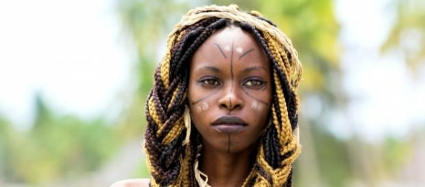 African Haya Girl by Happiness Stephen via Wikipedia Commons