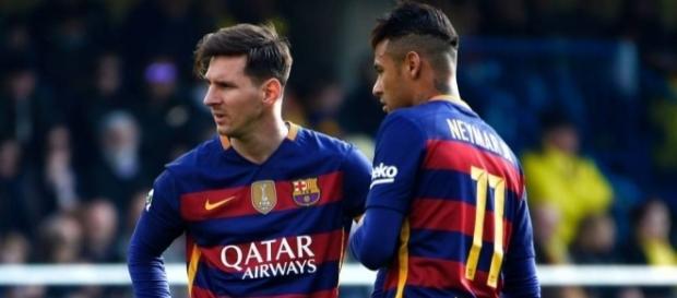 Barça | El mensaje de Neymar a Messi, primera página en Barcelona ... - as.com
