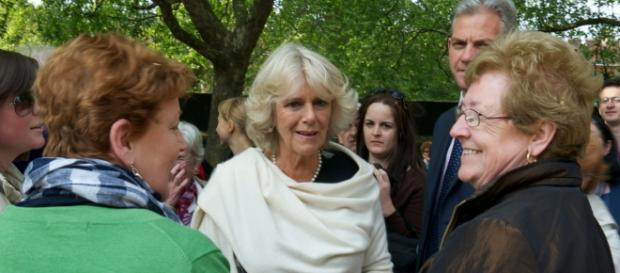 Camilla Parker Bowles- Wikimedia Commons/John Pannel