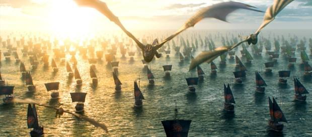 Cena marcante de ''Game of Thrones''