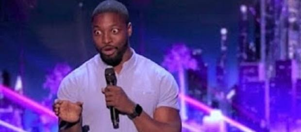 """Comedian Preacher Lawson delivered a dream """"America's GalentRot Talent"""" performannce in Week 3 of Judge Cuts on Aug, 1. Screencap Talent Recap/YT"""