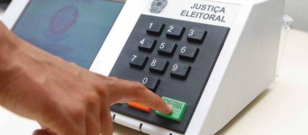 Fraude na votação da constituinte