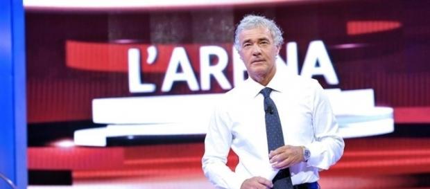 Giletti cambia canale: il presentatore lascia la Rai e approda a La7, dove tornerà L'Arena