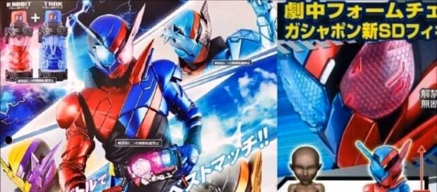 Toei's 19th Entry for the Heisei Era Kamen Rider franchise (via Youtube/Dai Henshin)