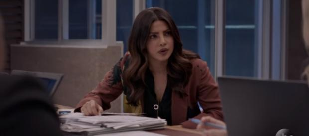 New actress in 'Quantico' season 3 [Image via TVPromosDB official channel | YT screenshot]