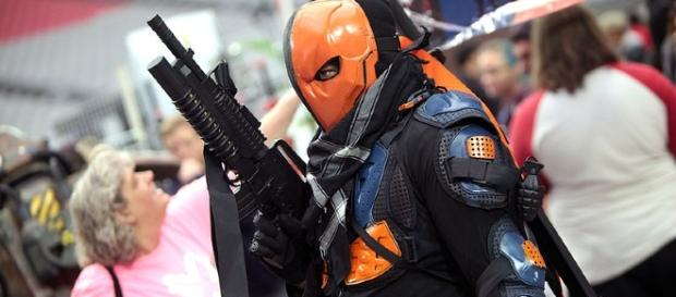 Possibly the new Batman villain, Deathstroke / Photo via Gage Skidmore, Wikimedia Commons