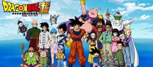 Protagonistas actuales de 'Dragon Ball Super'