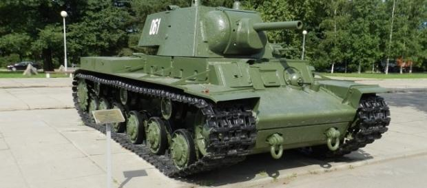 Russian tank on display in war museum Image CCO Public Domain   Pixabay