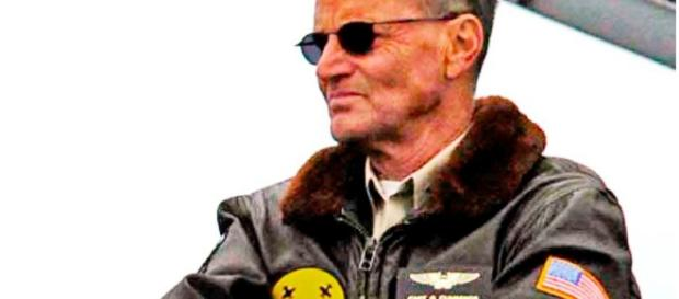 """Sam Shepard, hailed as """"one of the greats,"""" died from complications of ALS. - Wikimedia"""