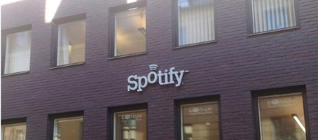 Spotify HQ - Image Spotify HQ | Eric Stattin | Wikimedia Commons
