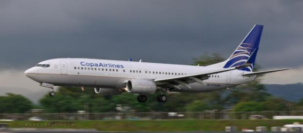 Teen jumps off Copa Airlines flight - Image - Bernal Saborio | CC BY-SA 2.0 | Flickr