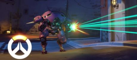 "D.Va is arguably one of the best tank heroes in ""Overwatch"" (via YouTube/PlayOverwatch)"