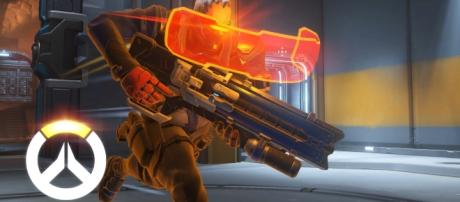 """In """"Overwatch,"""" he is sometimes called the hero for """"Call of Duty"""" players (via YouTube/PlayOverwatch)"""