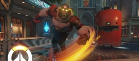 """In """"Overwatch,"""" one of the most utilized heroes is none other than Winston (via YouTube/PlayOverwatch)"""