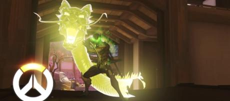 "In Quick Play, Genji is the most picked heroes in ""Overwatch' (via YouTube/PlayOverwatch)"