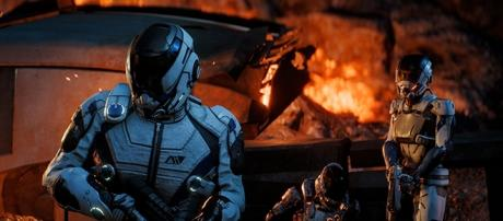 "Players shouldn't expect any more updates from BioWare for the single-player mode of ""Mass Effect: Andromeda."" [Image via YouTube/BioWare]"
