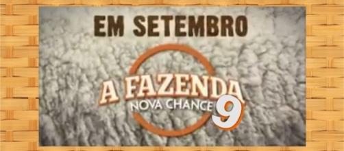 ''A Fazenda 9'' tem previsão de estreia dia 12 de setembro