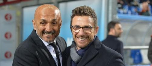 Calciomercato Inter Schick Sampdoria Roma