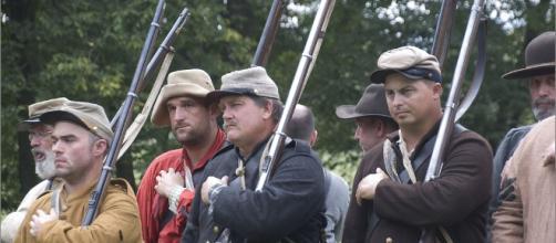 Confederate Reenactors -- Boonsboro (MD) Civil War Reenact… | Flickr - flickr.com
