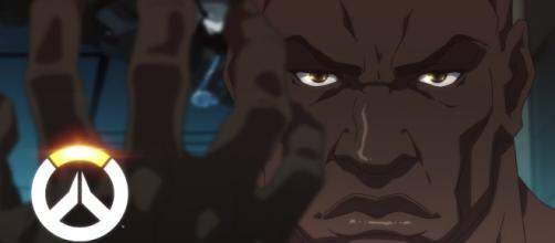 "Doomfist is the newest hero to arrive in ""Overwatch"" and the 8th character in the DPS department (via YouTube/PlayOverwatch)"