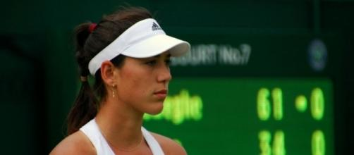 Garbine Muguruza of Spain (Wikimedia Commons/Carine06)