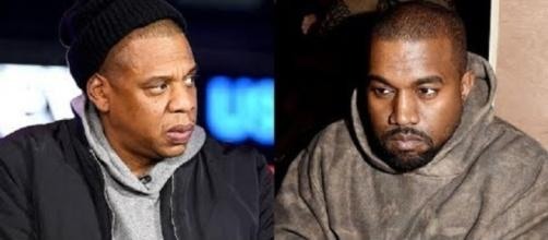Jay Z, Kanye West - Image via YouTube/News Hip Hop Universal