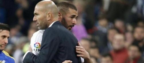 Karim Benzema exclu des Bleus : Zinedine Zidane très déçu | Non ... - non-stop-people.com