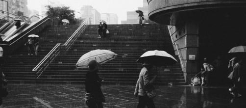 People, Raining, Image via Pixabay
