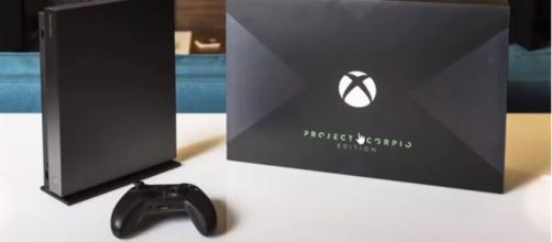 Project Scorpio Edition/ Canal Xbox/ Youtube Screenshot