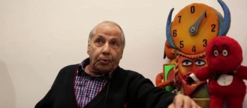 Scomparso a 74 anni Gero Caldarelli, interprete del Gabibbo di Striscia la Notizia.