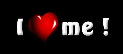 Self love.. Image via Pixabay.