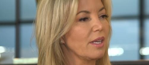The Pacers have accused the Lakers of tampering, including team owner Jeanie Buss -- Los Angeles Lakers via YouTube