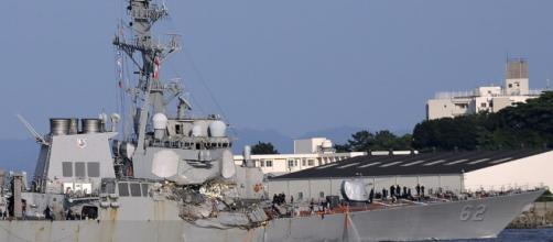 Top Two Officers and Other Sailors Aboard the USS Fitzgerald to Be ... - hamodia.com