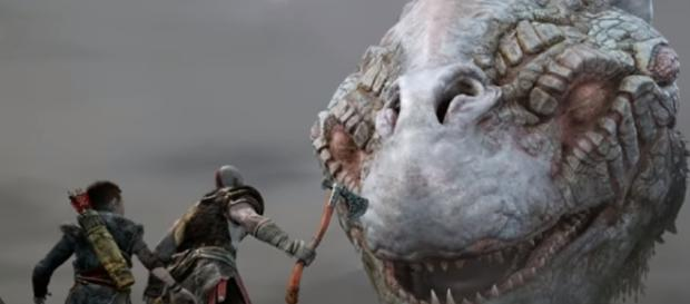 The early 2018 release window of 'God of War' on PS4 might be pushed to Q2 next year. [Image via YouTube/PlayStation]