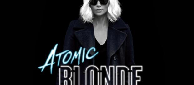 Charlize Theron nei panni di Lorraine Broughton in Atomica Bionda