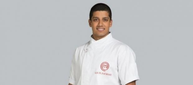 Guilherme Cardadeiro é um dos participantes do MasterChef Profissionais