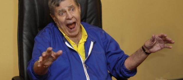 Jerry Lewis è morto oggi all'età di 91 anni