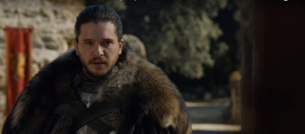 Jon Snow, Game of Thrones season 7 finale- (YouTube/GameofThrones)