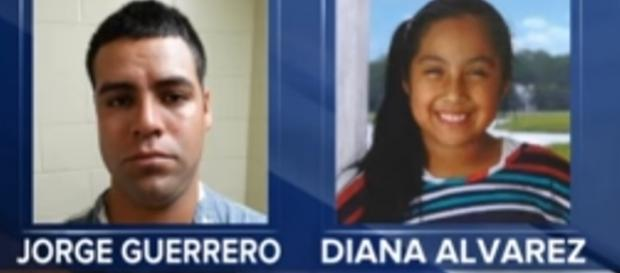 Jorge Guerrero-Torres and Diana Alvarez in undated photos - YouTube/FOX 4 Now