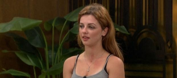 "Raven Walton continues to annoy the ""Big Brother"" fans with her health tales. [Photo via CBS Livefeeds/screencap]"