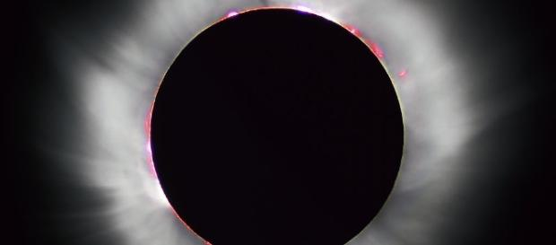 The Great American Eclipse will finally occur on August 21, 2017. (Luc Viatour/Wikimedia)