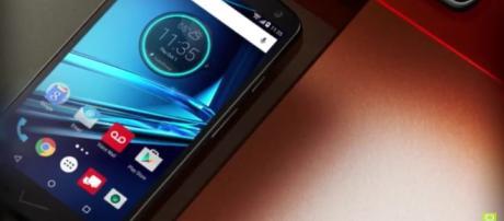 Moto Z Image via Wochit Tech/YouTube screenshot