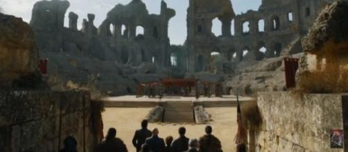 """A scene from """"Game of Thrones"""" Season 7 Episode 7 - YouTube/GameofThrones"""