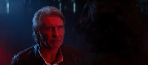 "A scene from ""Star Wars Episode 7."" - YouTube/Dash Star"