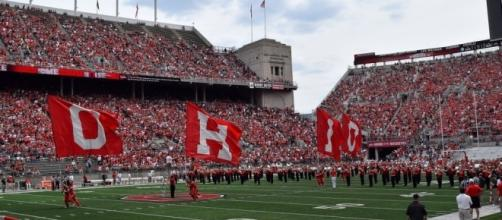 After an embarrassing performance in last year's CFP, Ohio State is ready for a bounce back. Photo courtesy: Paula R. Lively via Flickr