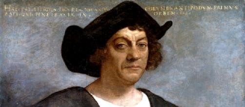 Christopher Columbus (Sebastiano del Piomplo public domain)