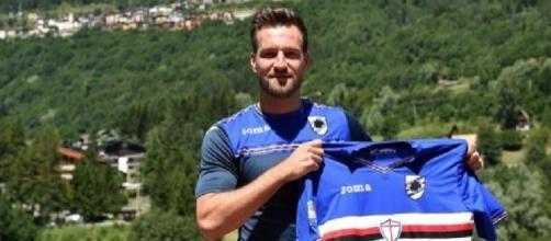 Daniel Pavlovic difensore della Sampdoria