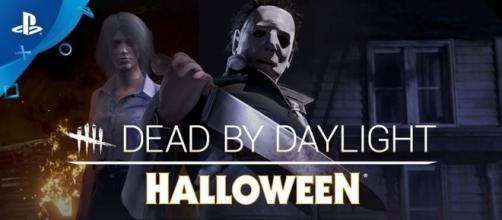 'Dead by Daylight': Michael Myers and Laurie Strode are coming to PS4 this week!(playStation/YouTube Screenshot)