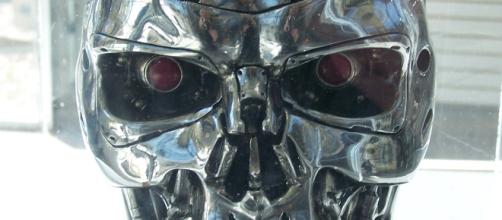 Evil look of robot skull of the Terminator franchise could become a horrifying reality - Flickr